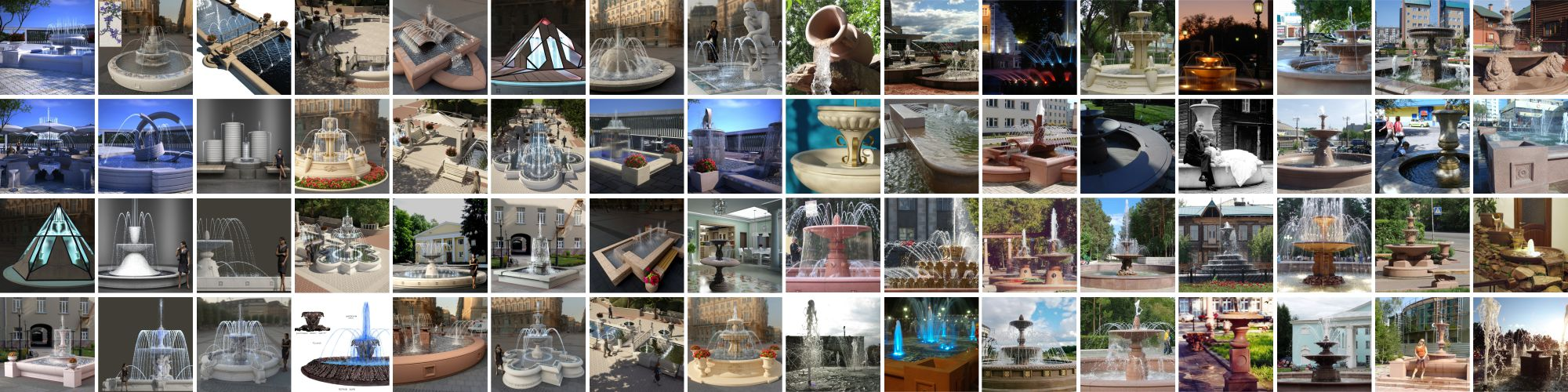 mazormedia design fountains